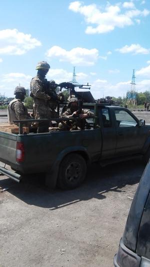 Юго-восток Украины, происшествия, АТО, батальон Донбасс