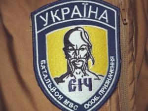 пески, батальон сеч, восток украины, донбасс, ато, днр