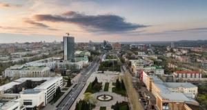 новости Донецка, новости Донбасса, юго-восток Украины, АТО, ДНР. армия Украины, мэрия Донецка, новости Украины