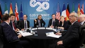 украина, сша, ес, G20, встреча, обсуждение