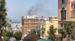 Россия, МИД России, пожар, генконсульство в Сан-Франциско, политика, общество, реакция соцсетей
