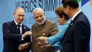 БРИКС, Китай, Россия, Индия, Бразилия, ЮАР