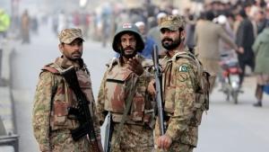 пакистан, происшествия, криминал, расстрел