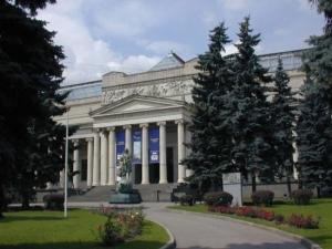 Москва, новости, Россия, Пушкинский музей изобразительного искусства, происшествия