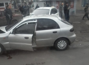 донецк, авария, дтп, происшествия, ленинский район, донбасс, украина