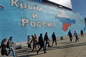 Крым, история, Симферополь, санкции, аннексия, оккупация, Россия, фото, Вторая мировая война
