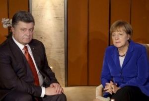 украина, петр порошенко, ангела меркель, франсуа олланд, минские соглашения