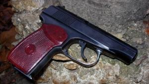 Госпогранслужба, Львовская область, пистолет, осмотр, правоохранители, СБУ