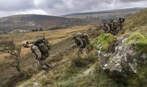Великобритания, Украинские военнослужащие, ВСУ, Серебро, Соревнования Cambrian Patrol