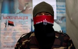 правый сектор, политика, армия украины