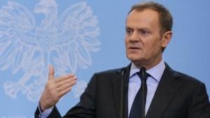 Дональд Туск, ЕС, минские договоренности, Меркель, прекращение огня на востоке Украины