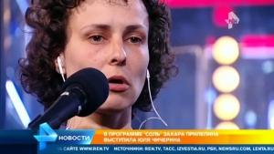 Юлия Чичерина, новости, Россия, ЛНР, ДНР, Донбасс, фейк, пропаганда