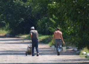 АТО, Донбасс, восточная Украина, Красный партизан