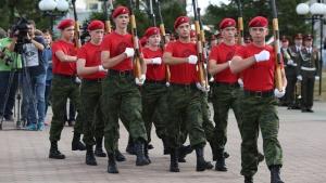 Россия, Армия, Юнармия, Общество, Оборонный комплекс.