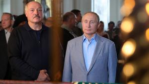 Лукашенко, Путин, Беларусь, Россия, встреча, союзный договор