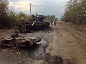 Украина, АТО, война в Донбассе, Иловайск, армия Украины, Тымчук, Минобороны Украины