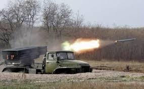 Штаб, АТО, Донбасс, ДНР, ЛНР, обстрел, Дебальцево