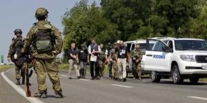 Новости Украины, Новости Луганска, ОБСЕ, ВСУ, новости Донбасса