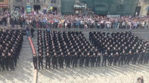 львов, новая полиция, присяга, яценюк, аваков