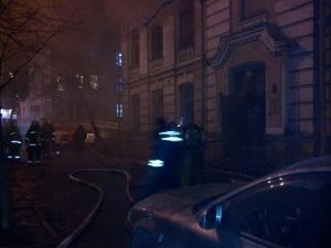 киев, происшествия, украина, пожар