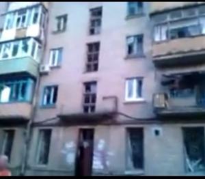 луганск, взрыв, парк Щорса, ато, последствия