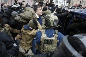 саакашвили, обыск, киев, мвд украины, происшествия, луценко