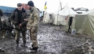 широкий лан, бунт, армия украины, николаев, происшествия, порошенко