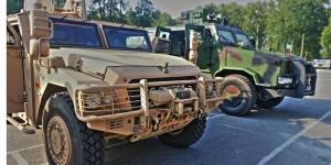 броневики, Дозор-Б, специализированный тактический автомобиль Shepra Light Scout, ВСУ, Нацгвардия Украины