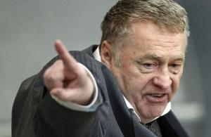 Жириновский, скандал, Россия, политика