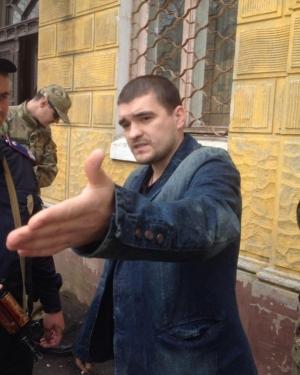 одесса, митинг, милиция, украина