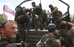 террористы, боевики, армия россии, донецк, днр, ато, донбассс, жители донецка, новости украины