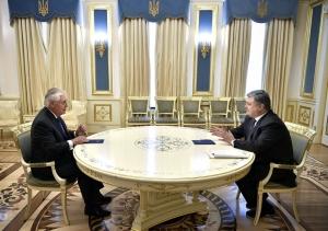 Порошенко, Украина, политика, общество, сша, тиллерсон, россия