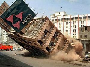 индия, происшествие, общество, обрушение дома, трагедия