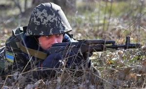 АТО, бои, ЛНР, Луганск, исполком, горит