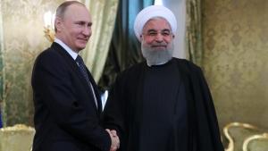 Путин, Роухани, Иран, Россия, общество, туризм, безвиз, соцсети, комментарии