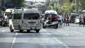 таиланд, бангкок, происшествие, общество, терроризм