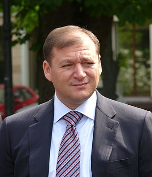 Юлия Тимошенко, Михаил Добкин, Louis Vuitton