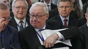 МИД России, Сергей Рябков, санкции США против России