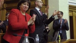 Украина, Яресько, Яценюк, кабмин, верховная рада, премьер-министр, Пайетт