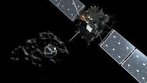 Спутник,зонд, комета, Фила, звук, приземление, ученые, исследование