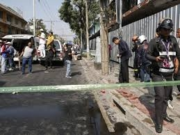 таиланд, бангкок, взрыв, общество