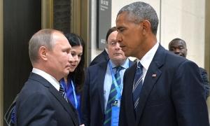 Путин, Обама, Стоун, Украина, Россия, США, конфликты, восток Украины, общество, политика