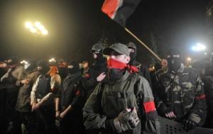 порошенко, правый сектор, украина, скоропадский, незаконные вооруженные формирования