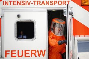 лихорадка Эбола, общество, Россия, Путин, Шойга, ВВС России, мобильные госпитали