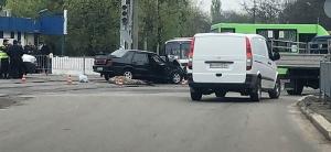 ДТП, авария, Донбасс, Краматорск, погибший, пассажиры, маршрутка, военные, ВСУ