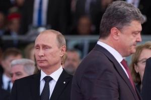 Путин, Олланд, Меркель, Порошенко, Политика, нормандская четверка