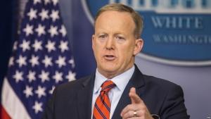 Спайсер, Вашингтон, США, новости, отставка, Белый дом, Трамп, Асад, Путин, санкции, России, Сирия