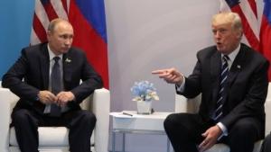 США, политика, Россия, Дональд Трамп, Владимир Путин, кадры, большая двадцатка, саммит в Гамбурге, разговор