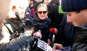 новости украины, новости киева, журналистка lifenews