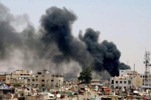 сирия, асад, терроризм, дума, идлиб, война в сирии, россия
